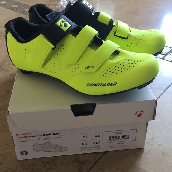 2f3746adc99f3 Bontrager Trek cycling spinning shoes NEW in BOX NWT